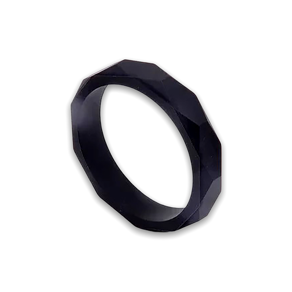 Teething bangle | Black