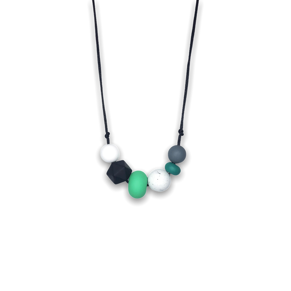 Teething necklace | Sensory line | Ivy