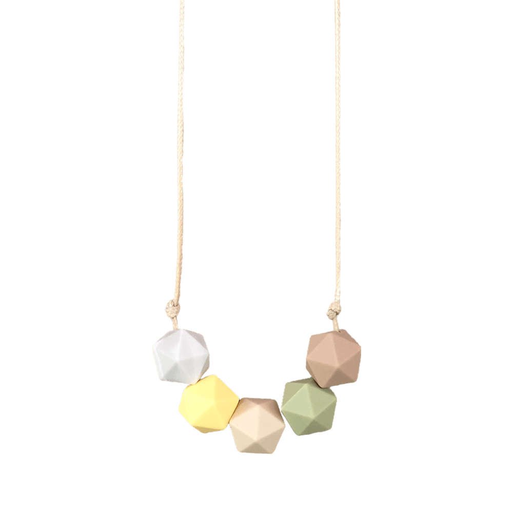 Teething necklace | Sunflower