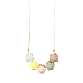Teething necklace   Sunflower